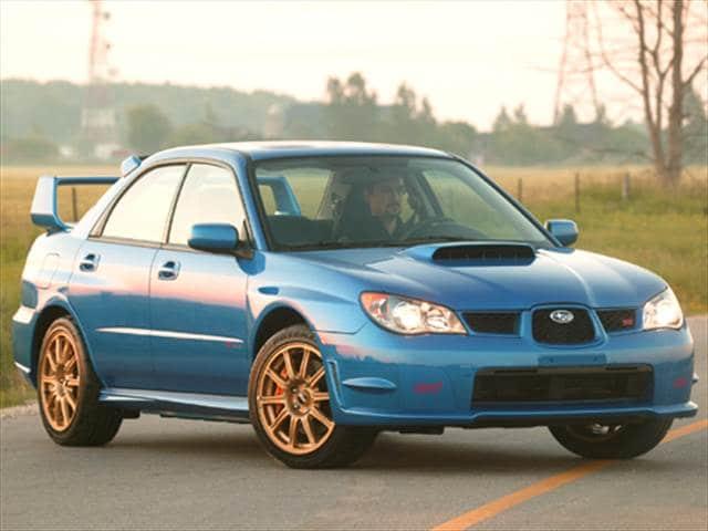2006 WR Blue Pearl Subaru Impreza WRX STi #16218917 ...  2006 Subaru Impreza Wrx Blue