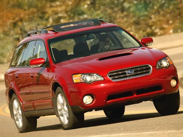 2006 subaru outback 2 5 xt limited wagon 4d used car prices kelley blue book. Black Bedroom Furniture Sets. Home Design Ideas