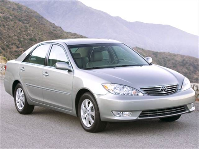 Kelley Blue Book Used Cars Value Calculator >> Used 2006 Toyota Camry XLE Sedan 4D Pricing | Kelley Blue Book