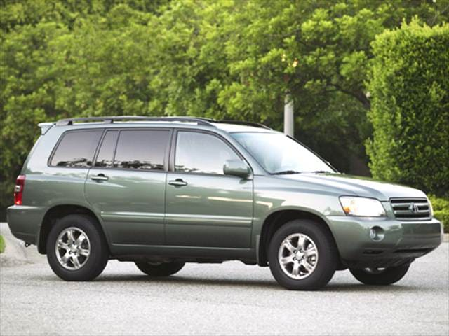 Top Consumer Rated SUVs of 2006