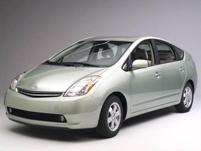 Highest Horsepower Hybrids of 2006 - 2006 Toyota Prius