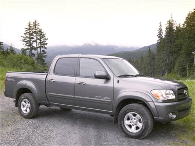 Top Consumer Rated Trucks of 2006 - 2006 Toyota Tundra Double Cab