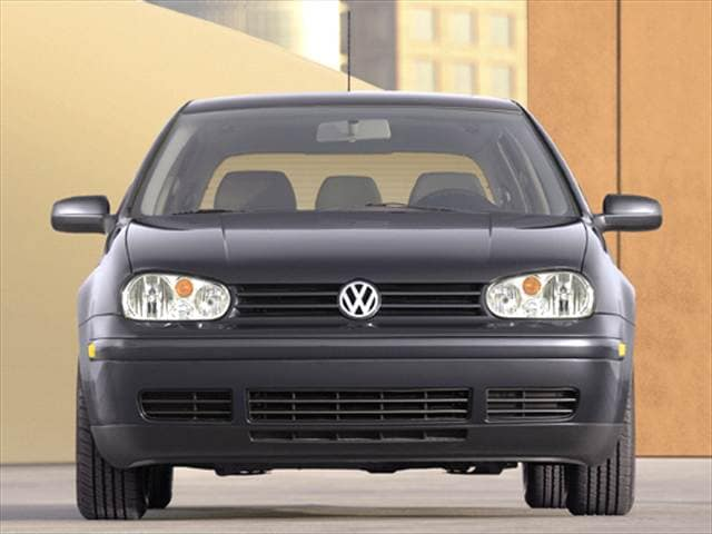 Most Fuel Efficient Sedans of 2006 - 2006 Volkswagen Golf