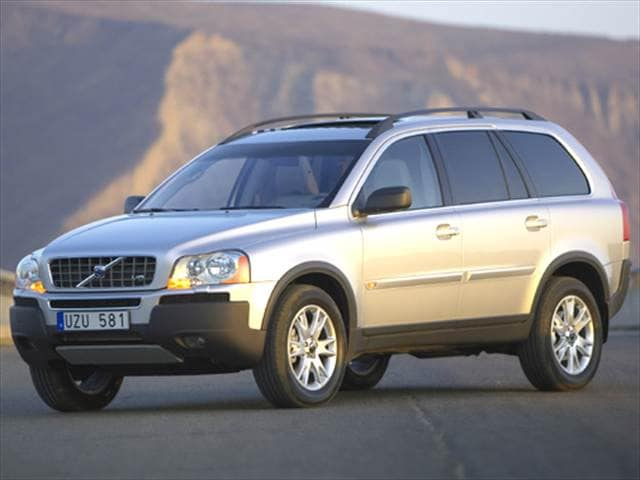 Highest Horsepower Crossovers of 2006 - 2006 Volvo XC90