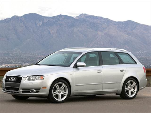 Highest Horsepower Wagons of 2007 - 2007 Audi A4