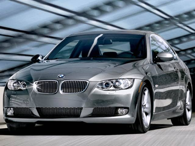 Most Popular Luxury Vehicles of 2007 - 2007 BMW 3 Series