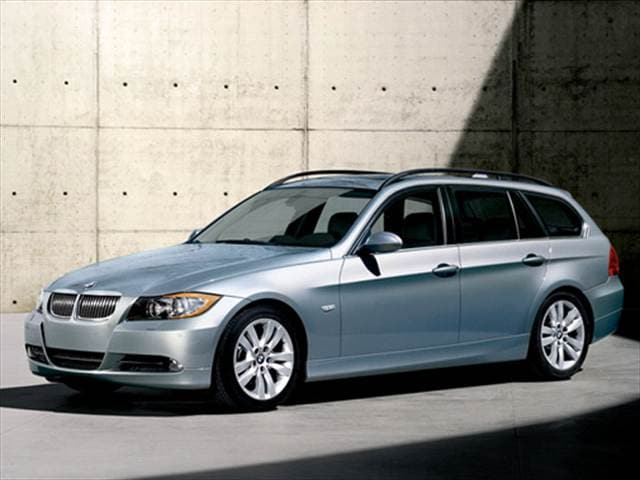 Most Popular Wagons of 2007 - 2007 BMW 3 Series
