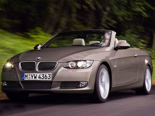 Most Popular Convertibles of 2007 - 2007 BMW 3 Series