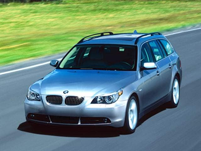 Highest Horsepower Wagons of 2007 - 2007 BMW 5 Series