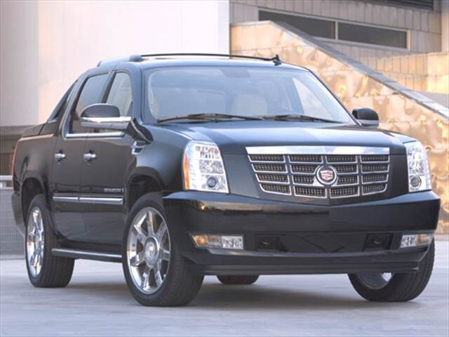 Highest Horsepower SUVs of 2007 - 2007 Cadillac Escalade EXT