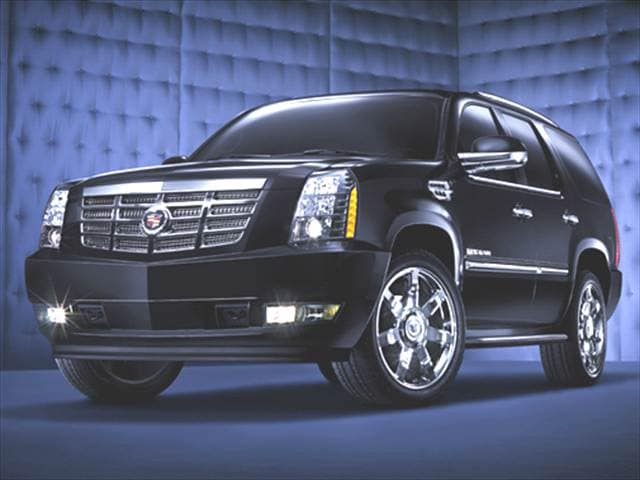 2007 Cadillac Escalade Sport Utility 4D Used Car Prices
