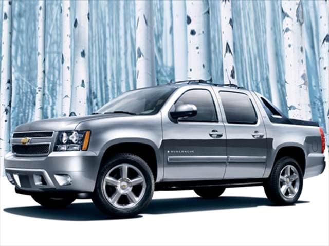 Top Consumer Rated SUVs of 2007 - 2007 Chevrolet Avalanche