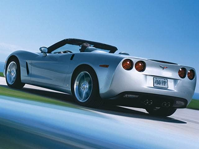 Top Consumer Rated Convertibles of 2007 - 2007 Chevrolet Corvette