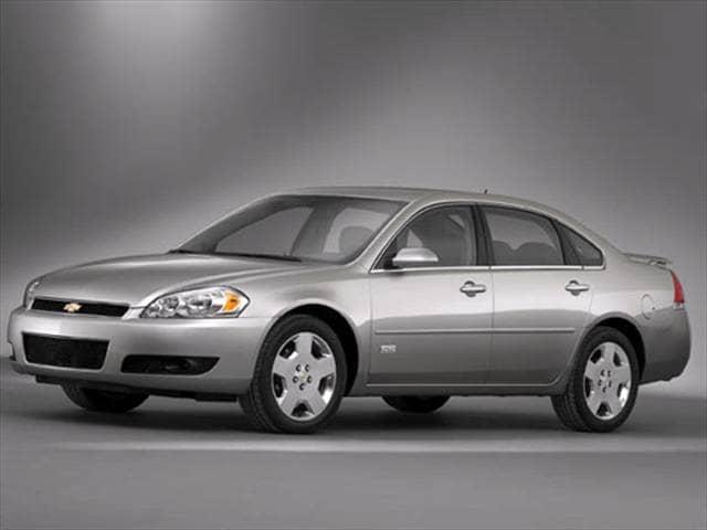 Used 2007 Chevrolet Impala Ss Sedan 4d Pricing