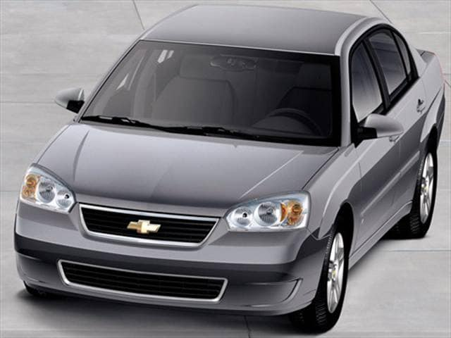 Highest Horsepower Hatchbacks of 2007 - 2007 Chevrolet Malibu