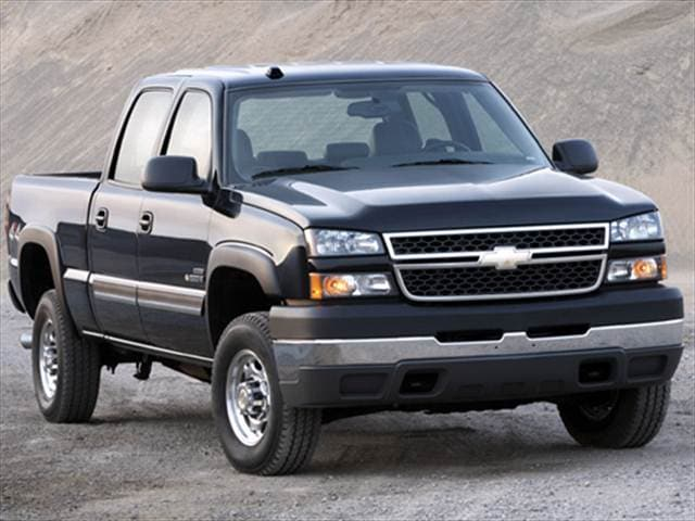 2007 Chevrolet Silverado (Classic) 1500 Crew Cab | Pricing, Ratings