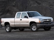 2007-Chevrolet-Silverado (Classic) 2500 HD Extended Cab