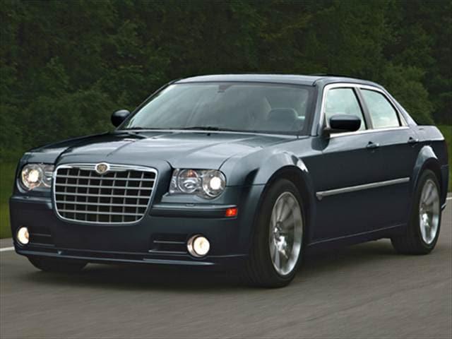 2007 chrysler 300 srt8 sedan 4d used car prices kelley blue book. Black Bedroom Furniture Sets. Home Design Ideas