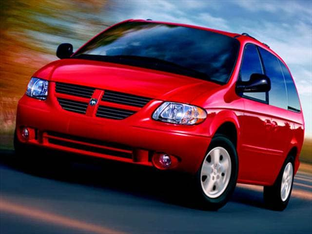 Most Fuel Efficient Vans/Minivans of 2007 - 2007 Dodge Caravan Passenger