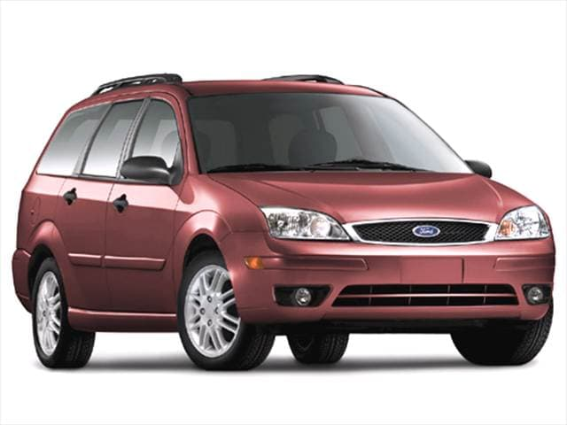 Most Popular Wagons of 2007 - 2007 Ford Focus