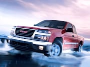 2007-GMC-Canyon Extended Cab