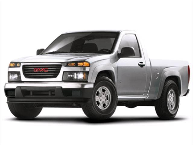 Most Fuel Efficient Trucks of 2007 - 2007 GMC Canyon Regular Cab