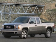 2007-GMC-Sierra 1500 Extended Cab