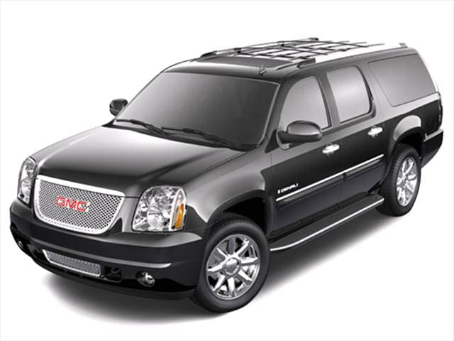 Highest Horsepower SUVs of 2007 - 2007 GMC Yukon XL 1500