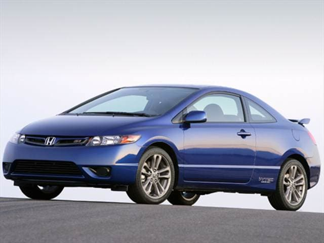 2007 Honda Civic Si Coupe 2d Used Car Prices