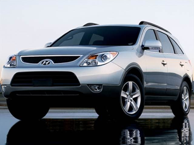 Top Consumer Rated Crossovers of 2007 - 2007 Hyundai Veracruz