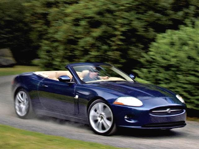 Sell Car For Cash >> 2007 Jaguar XK Convertible 2D Used Car Prices | Kelley ...