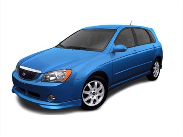 2007 Kia Spectra 5 Sx Hatchback 4d Used Car Prices Kelley Blue Book