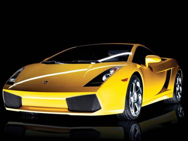 Highest Horsepower Coupes of 2007 - 2007 Lamborghini Gallardo