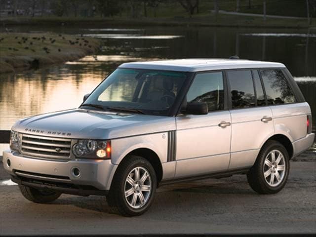 Highest Horsepower SUVs of 2007 - 2007 Land Rover Range Rover