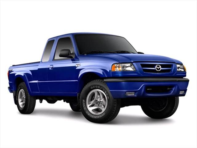 Most Fuel Efficient Trucks of 2007 - 2007 Mazda B-Series Extended Cab