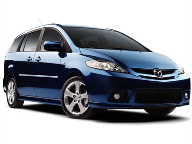 Most Fuel Efficient Vans/Minivans of 2007 - 2007 Mazda MAZDA5