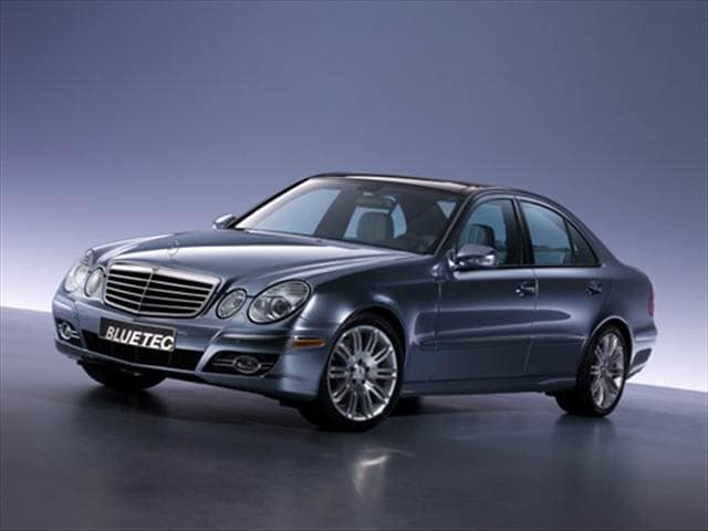 Most Fuel Efficient Luxury Vehicles of 2007 - 2007 Mercedes-Benz E-Class