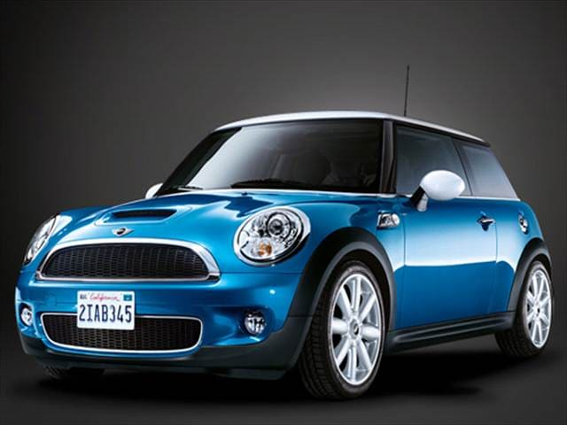 Highest Horsepower Hatchbacks of 2007 - 2007 MINI Cooper