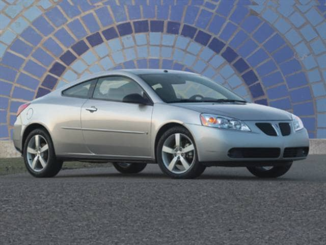 Most Popular Coupes of 2007 - 2007 Pontiac G6