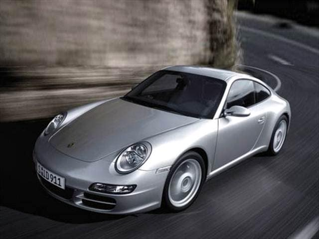 Top Consumer Rated Luxury Vehicles of 2007 - 2007 Porsche 911
