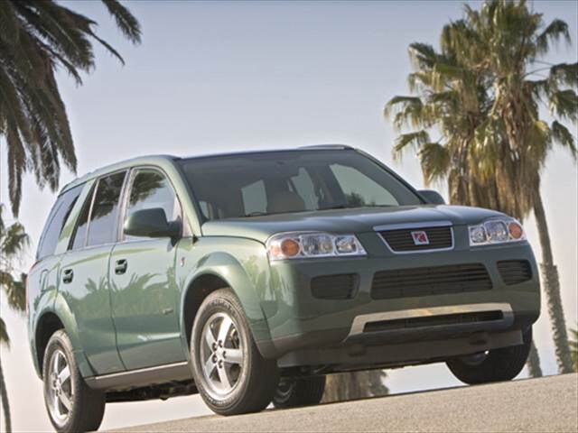 Most Fuel Efficient SUVs of 2007 - 2007 Saturn VUE