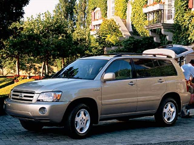 Top Consumer Rated Crossovers of 2007 - 2007 Toyota Highlander