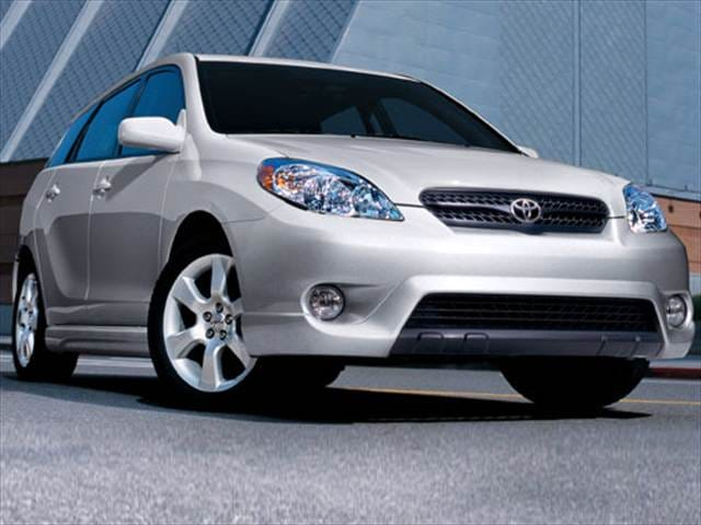 Top Consumer Rated Wagons of 2007 - 2007 Toyota Matrix