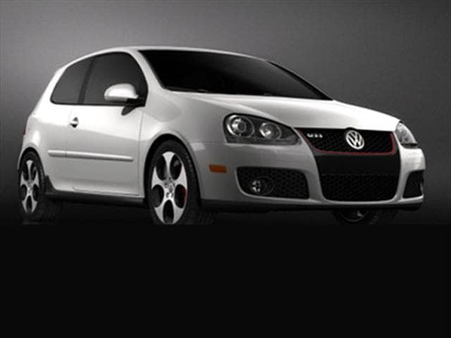 Top Consumer Rated Hatchbacks of 2007 - 2007 Volkswagen GTI