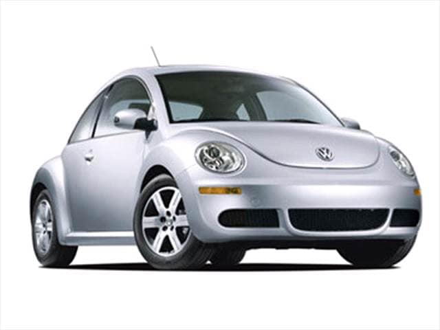 Most Popular Hatchbacks of 2007 - 2007 Volkswagen New Beetle