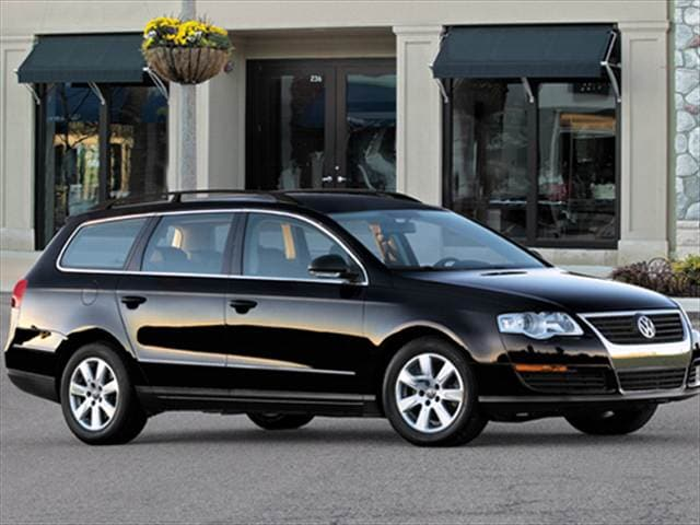 Most Fuel Efficient Wagons of 2007 - 2007 Volkswagen Passat