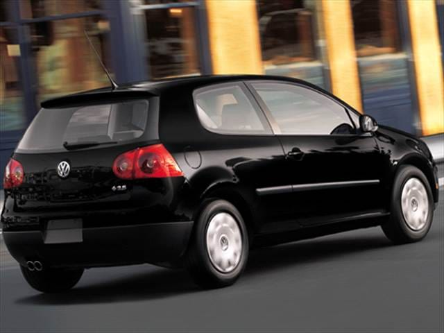 Top Consumer Rated Coupes of 2007 - 2007 Volkswagen Rabbit