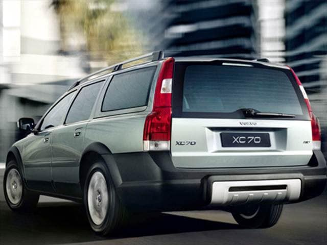 Top Consumer Rated Wagons of 2007 - 2007 Volvo XC70