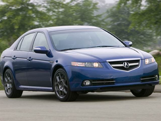 Used 2008 Acura Tl Type S Sedan 4d Pricing Kelley Blue Book