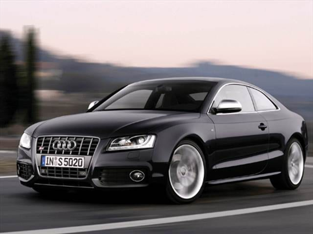 Top Consumer Rated Luxury Vehicles of 2008 - 2008 Audi S5